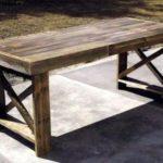 Как сделать кухонный стол из досок