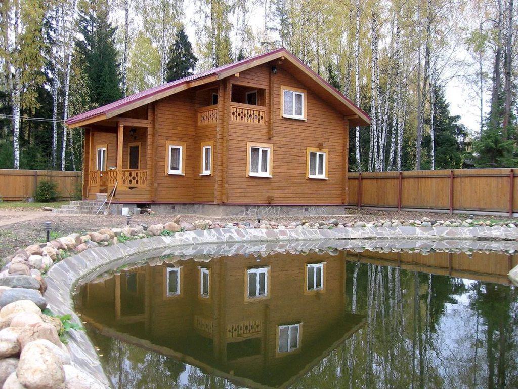 Построить дом из сруба своими руками фото 835