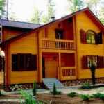Основные виды деревянных домов