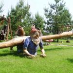 Голосование деревянных скульптур