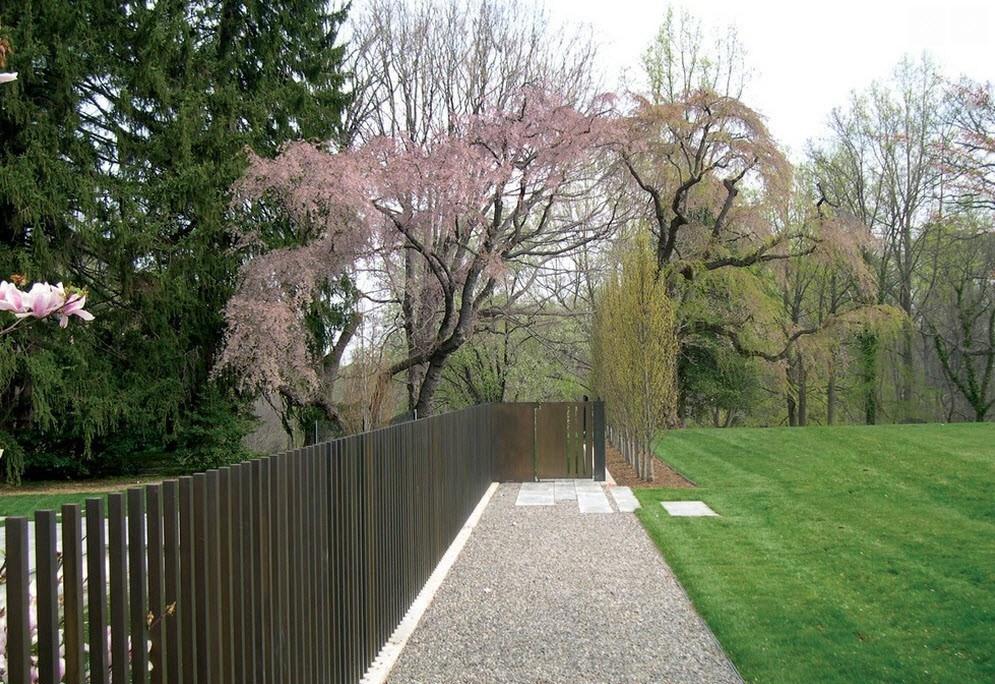 деревянный забор фотография