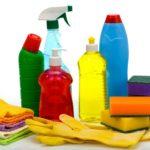 Какие чистящиe средства опасны для здоровья