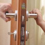 Как достать обломок ключа из замка