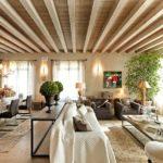 Дизайн квартиры в деревянном стиле