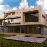 Можно ли делать плоскую крышу для загородного дома