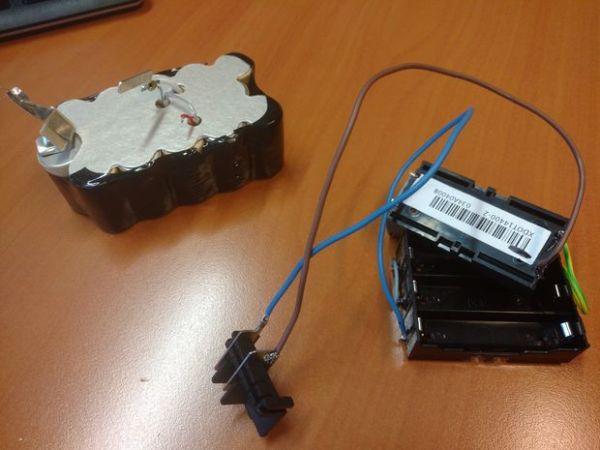 термистор аккумулятора шуруповерта