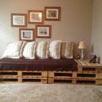 Как сделать стильную кровать из поддонов