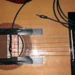 Как сделать звукосниматель для гитары