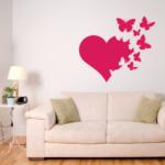 Оригинальные идеи как декорировать пустую стену