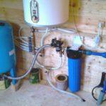 Как повысить давление воды в частном доме