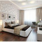Обустройство спальни: тонкости сочетаний