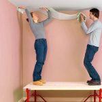 Как сделать надежный клей для обоев