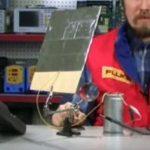 Самодельный генератор тесла