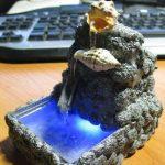 Самодельный мини фонтан