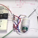 Самодельный плазменный аппарат для сварки и резки