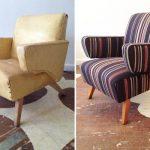 Как отреставрировать старое кресло красиво