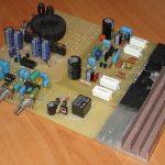 Самодельный усилитель для аудио системы