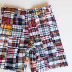 Как сделать креативные шорты для мальчика
