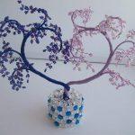 Как изготовить дерево любви