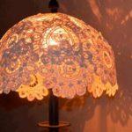 Как обновить абажур у лампы