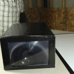 Самодельный мультимедийный проектор