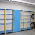 Как сделать полки в гараже, самые надежные и удобные варианты