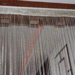 Как изготовить шторы в виде нитей
