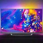 Креативная самодельная подсветка телевизора
