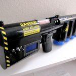 Схема преобразователя для гаусс пушки