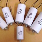 Способ проверки пускового конденсатора