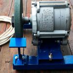 Как сделать точило из двигателя стиральной машинки
