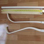 Как сделать лук из ПВХ труб