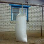 Как изготовить боксерскую грушу