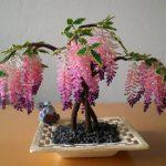 Самодельное дерево любви для молодоженов