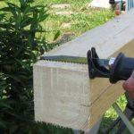 Как изготовить из дрели электоножовку