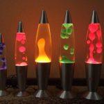 Красивая лава-лампа с пузырьками самостоятельно