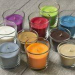 Как сделать ароматные свечи