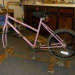 Велотренажер для дома своими руками
