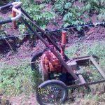 Как собрать полноценную газонокосилку из старой бензопилы
