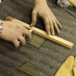 Как сделать надежный стеклорез своими руками