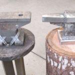 Как сделать самодельную наковальню из обычного металлолома