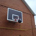 Как сделать баскетбольный щит своими руками