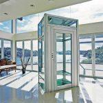 Как устроить безопасный лифт в загородном доме