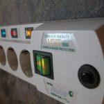 Надежный сетевой фильтр из того что под рукой