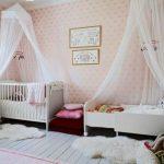 Как сделать настоящий балдахин над кроватью