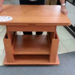 Кофейный столик-трансформер
