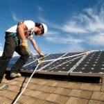 Экономные солнечные батареи из того что под рукой