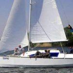 Как сделать самодельную яхту для рыбалки