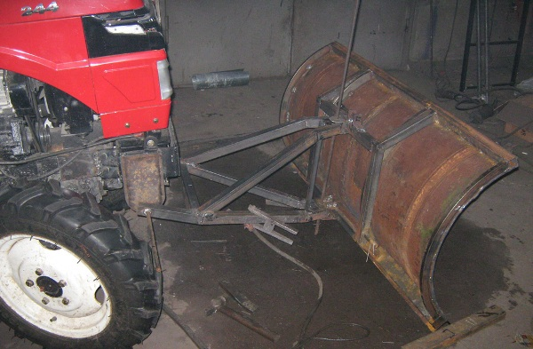 Как сделать широкую лопату фото 854
