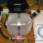 Как сделать воздушный компрессор своими руками